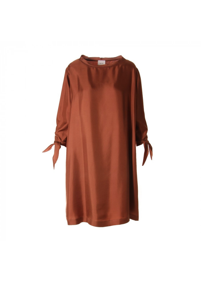 Donna Alysi Abbigliamento Donna Marrone Abbigliamento Abiti VjLMGSUzqp