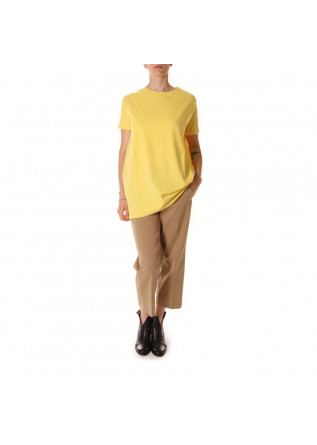 WOMEN'S CLOTHING T-SHIRTS YELLOW AU PETIT BONHEUR