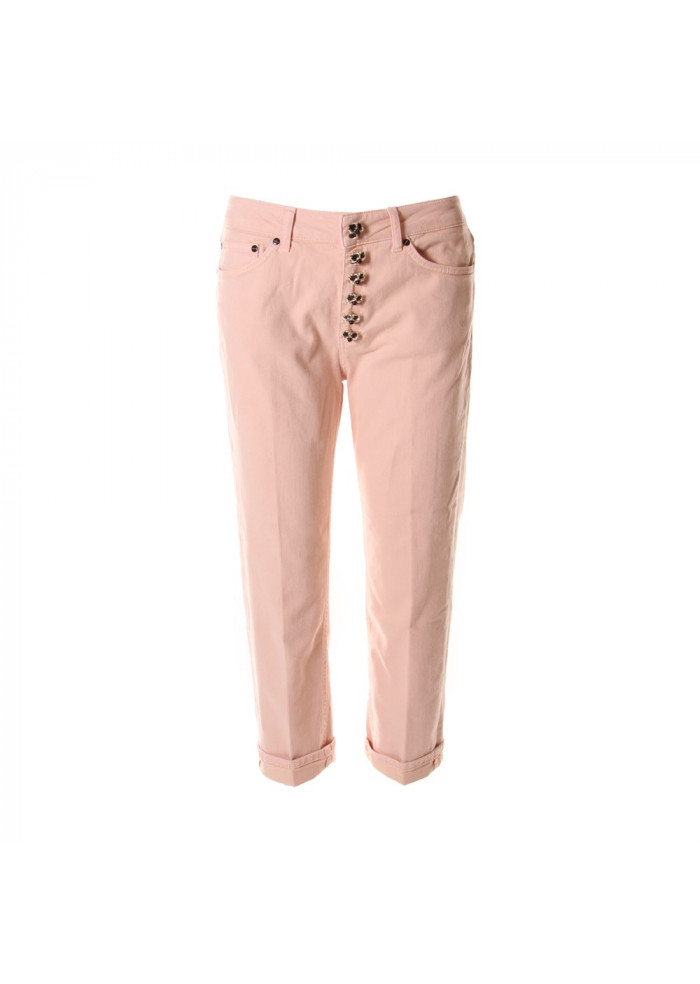WOMEN'S CLOTHING TROUSERS DONDUP