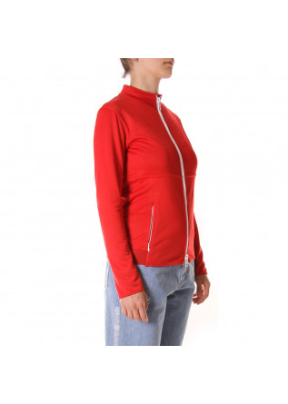 WOMEN'S CLOTHING SWEATSHIRTS RED MERCI