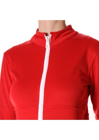WOMEN'S CLOTHING SWEATSHIRTS RED MERCI