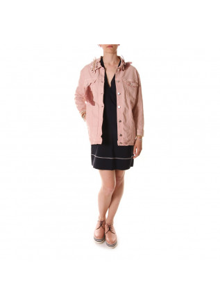 WOMEN'S CLOTHING JACKETS PINK VIRNA DRO'