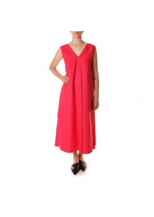 WOMEN'S CLOTHING DRESS FUCHSIA VIRNA DRO'