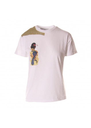 WOMEN'S CLOTHING T-SHIRTS WHITE VIRNA DRO'