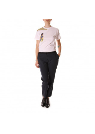 WOMEN'S CLOTHING T-SHIRTS WHITE GOLD VIRNA DRO'