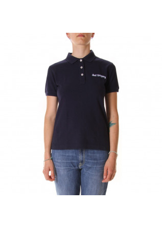 WOMEN'S CLOTHING POLOS BLUE BEST COMPANY
