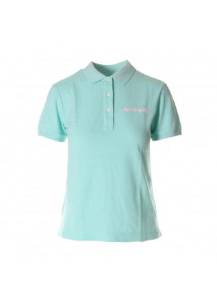 WOMEN'S CLOTHING POLOS GREEN BEST COMPANY
