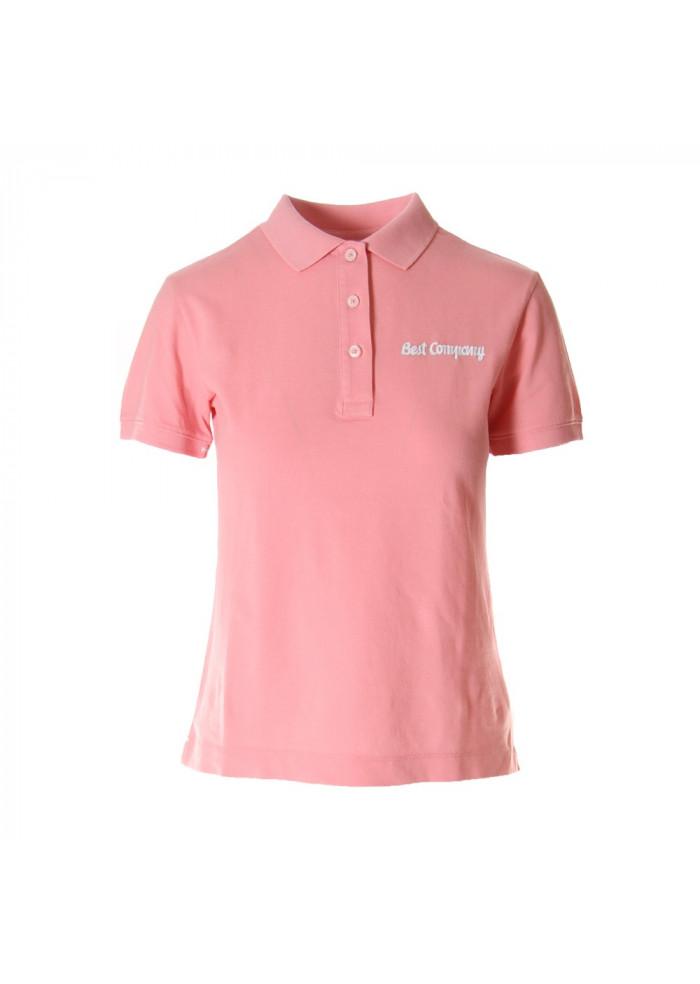 Damenkleidung Polohemden Rosa Best Company