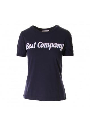 ABBIGLIAMENTO DONNA T-SHIRTS BLU BEST COMPANY