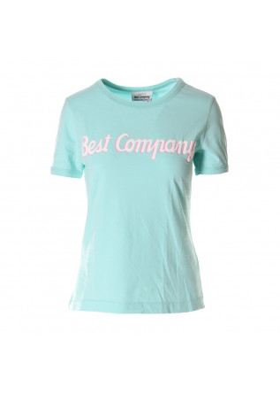 WOMEN'S CLOTHING T-SHIRTS GREEN BEST COMPANY
