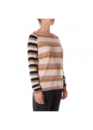 WOMEN'S CLOTHING KNITWEAR BEIGE PHISIQUE DU ROLE