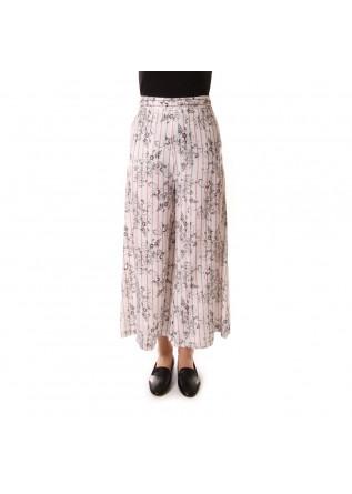 WOMEN'S CLOTHING TROUSERS WHITE SOALLURE
