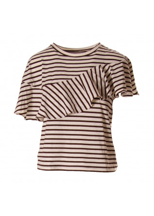 WOMEN'S CLOTHING T-SHIRTS BEIGE JUCCA