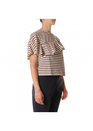 WOMEN'S CLOTHING T-SHIRTS BEIGE JUCCA