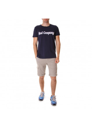 MEN'S CLOTHING T-SHIRTS NIGHT BLUE BEST COMPANY