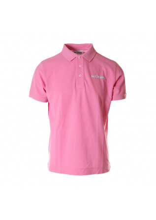 MEN'S CLOTHING POLOS PINK BEST COMPANY