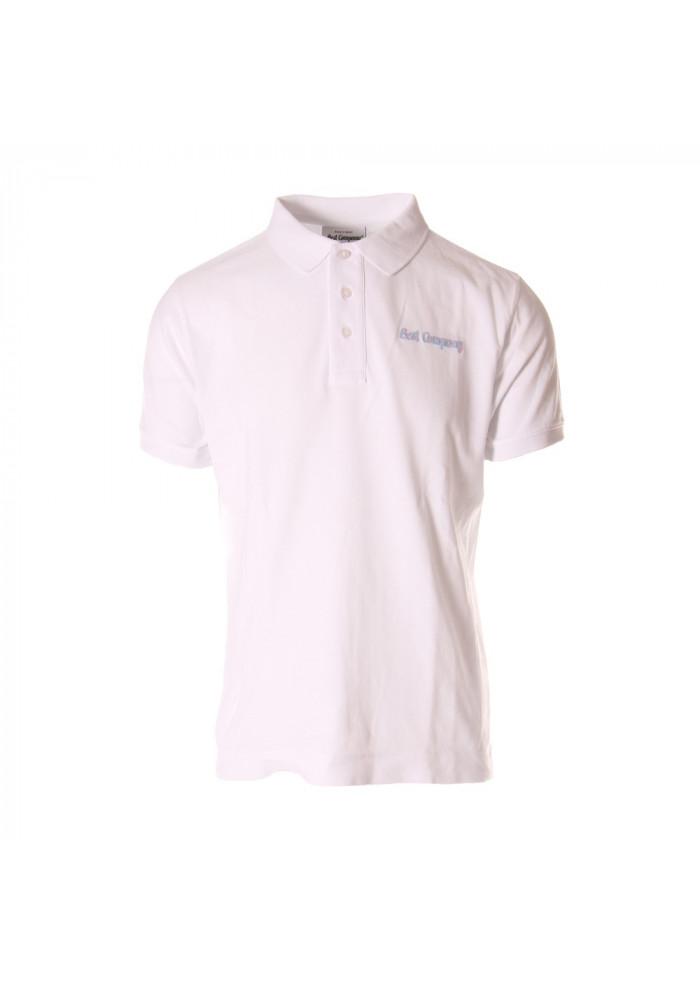 Herrenbekleidung Polohemden Weiss Best Company
