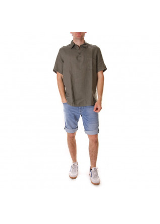 MEN'S CLOTHING POLOS GREEN COSTUMEIN