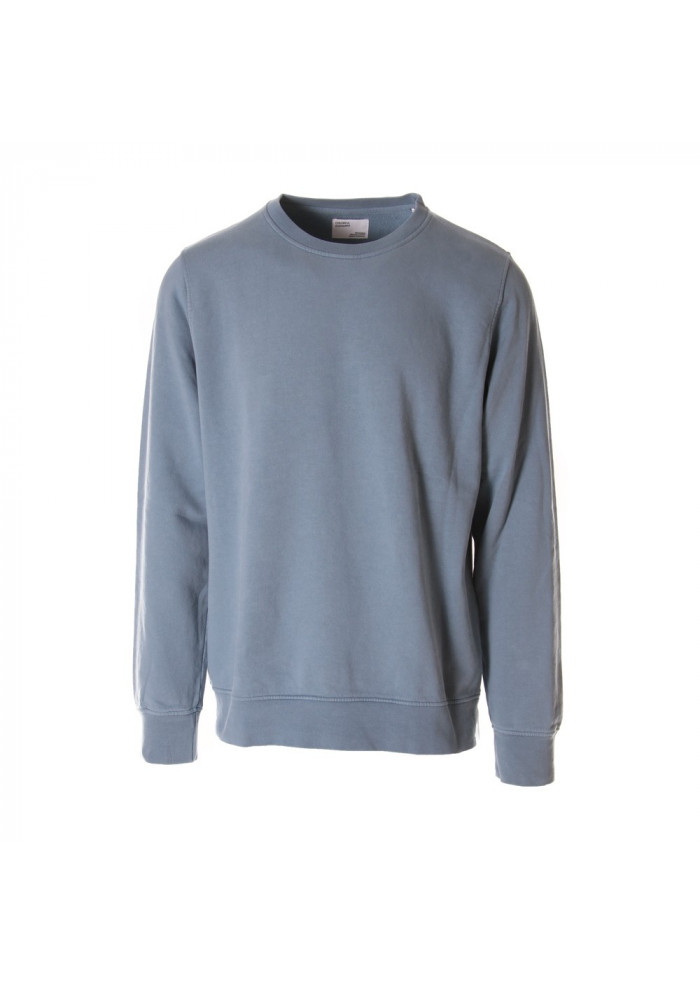 HERRENBEKLEIDUNG SWEATSHIRTS HELLBLAU COLORFUL STANDARD