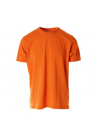 MEN'S CLOTHING T-SHIRTS ORANGE COLORFUL STANDARD