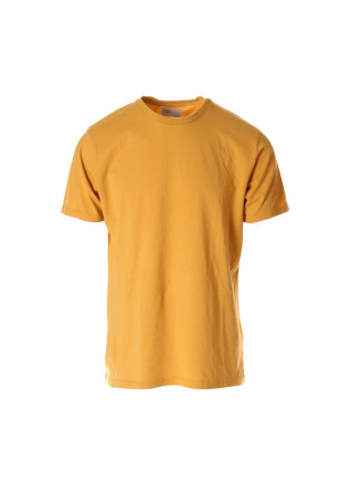 MEN'S CLOTHING T-SHIRTS YELLOW COLORFUL STANDARD