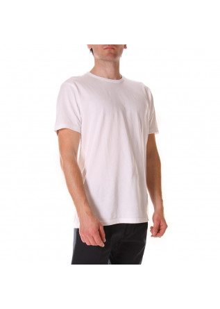 MEN'S CLOTHING T-SHIRTS WHITE COLORFUL STANDARD
