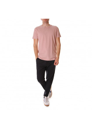 MEN'S CLOTHING T-SHIRTS PINK DONDUP