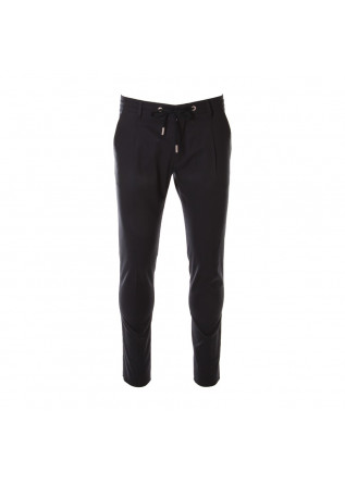 MEN'S CLOTHING TROUSERS BLUE HOSIO