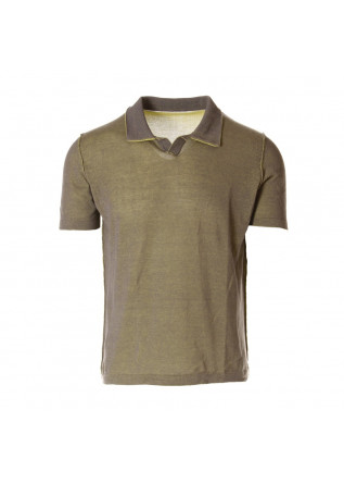 MEN'S CLOTHING POLOS GREEN JURTA