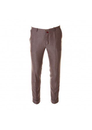 MEN'S CLOTHING TROUSERS BROWN OBVIOUS BASIC