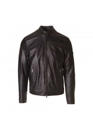 MEN'S CLOTHING JACKETS BLACK UP TO BE
