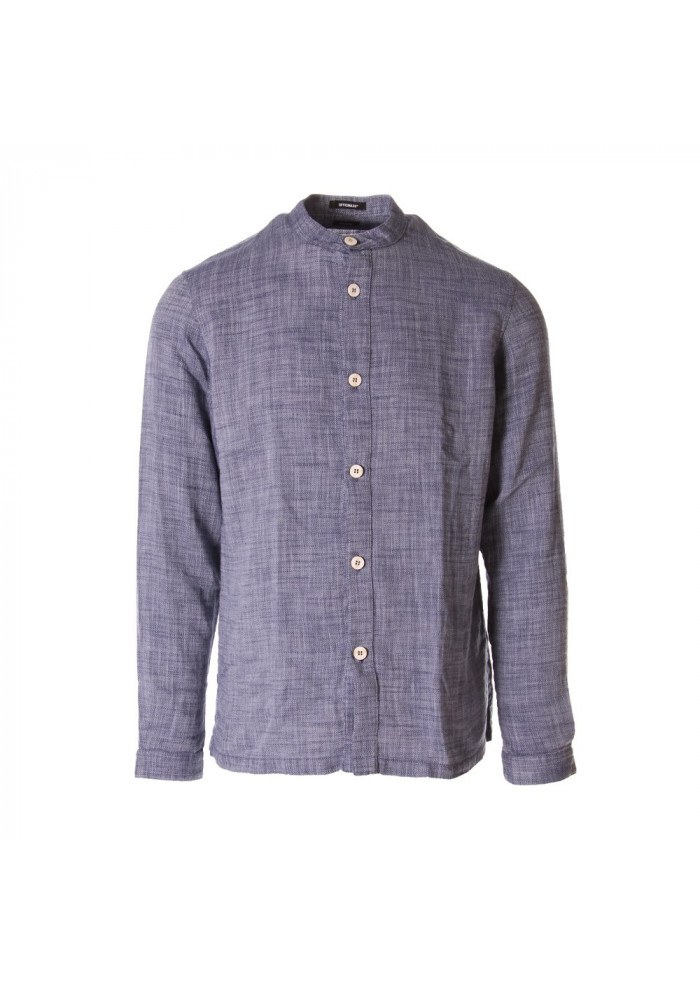 MEN'S CLOTHING SHIRT BLUE OFFICINA36