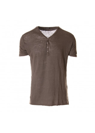MEN'S CLOTHING T-SHIRTS GREY OFFICINA36
