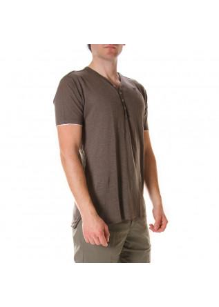 MEN'S CLOTHING T-SHIRTS GREY OFFICINA36
