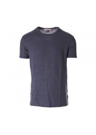 MEN'S CLOTHING T-SHIRTS BLUE WOOL & CO