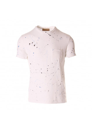 MEN'S CLOTHING T-SHIRTS WHITE DANIELE FIESOLI