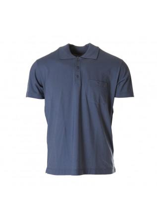 MEN'S CLOTHING POLOS BLUE DANIELE FIESOLI