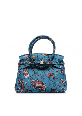 WOMEN'S BAGS BAGS BLUE SAVE MY BAG