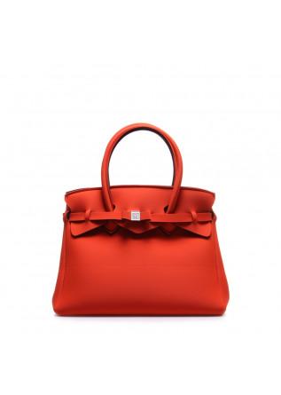 DAMENTASCHEN TASCHEN ORANGE SAVE MY BAG