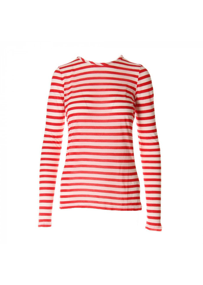 Semicouture Clothing Women's T Shirts Red AB40q6w