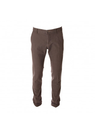 MEN'S CLOTHING TROUSERS CHINO MILANO BROWN MASON'S