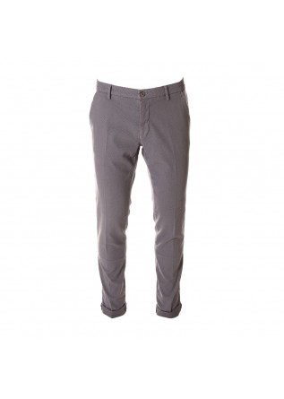 MEN'S CLOTHING TROUSERS CHINO RHOMBS GREY MASON'S