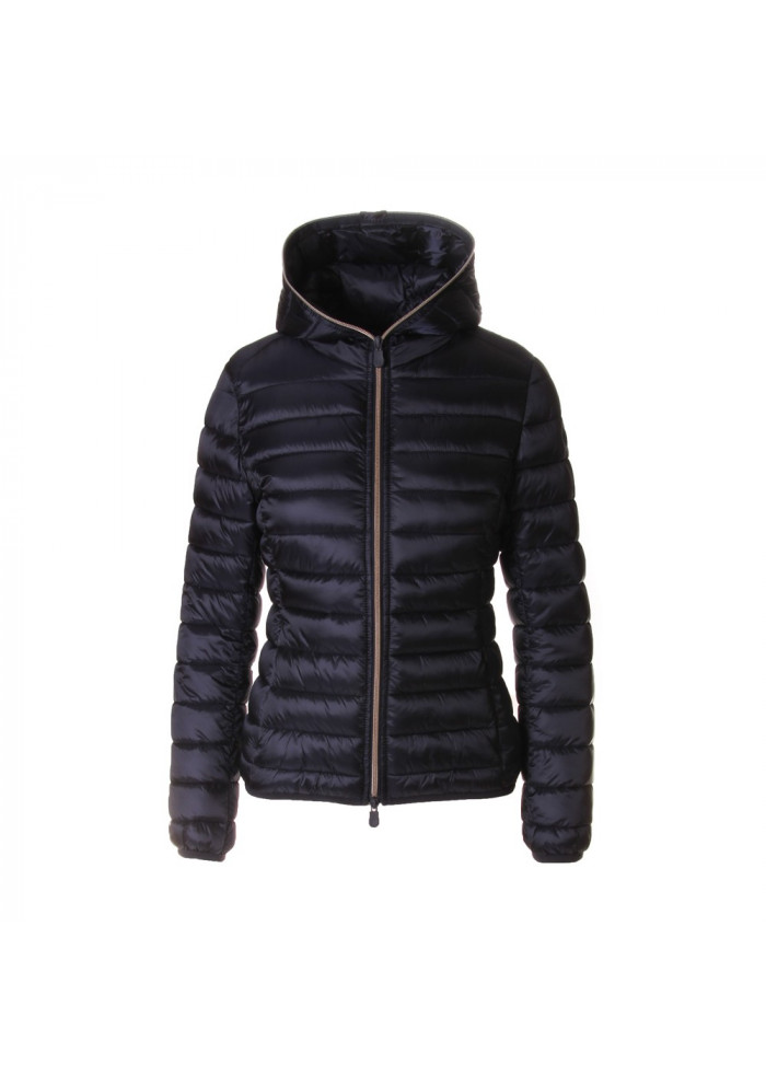 WOMEN'S CLOTHING JACKETS BLUE SAVE THE DUCK