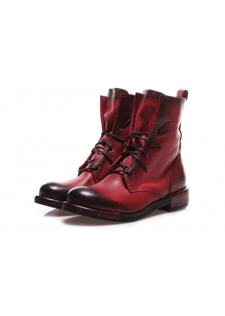 WOMEN'S SHOES BOOTS RED REP-KO