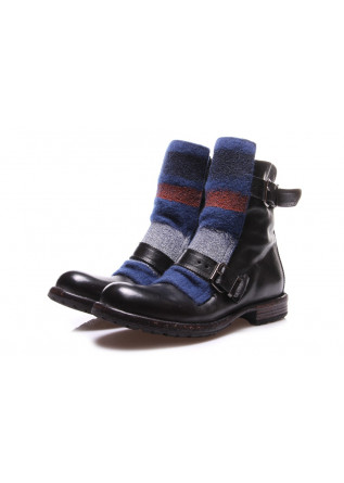 WOMEN'S SHOES BOOTS BLACK MOMA