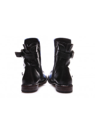 WOMEN'S SHOES BOOTS BLACK CUSNA MOMA
