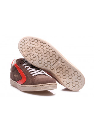 SCARPE UOMO SNEAKERS MARRONE VALSPORT