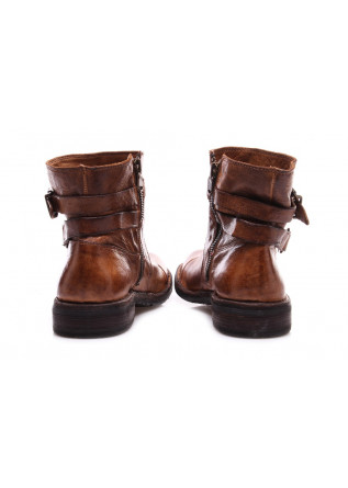 WOMEN'S SHOES BOOTS BROWN MANOVIA 52