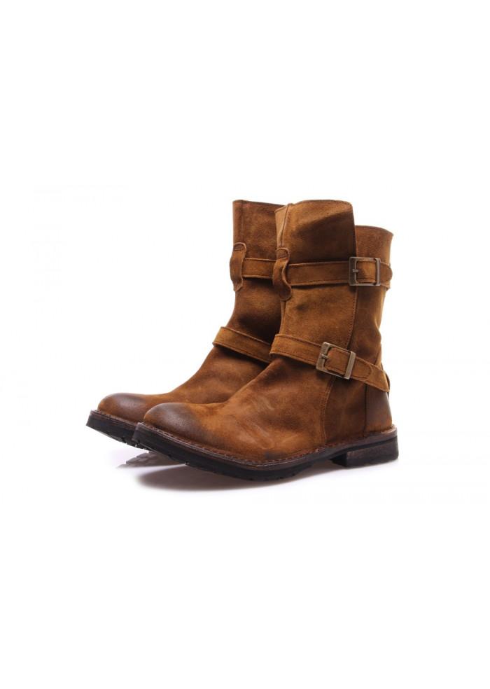 Schuhe Damens STIVALI MARRONE MANUFATTO TOSCANO VINCI FLORIDA 19 FLORIDA VINCI WARM 86fd25