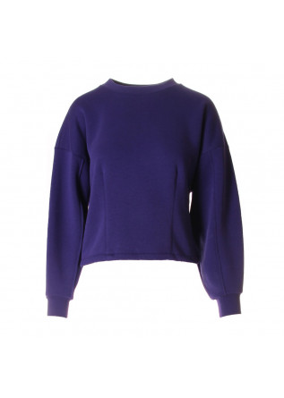 WOMEN'S CLOTHING SWEATSHIRTS PURPLE 8PM